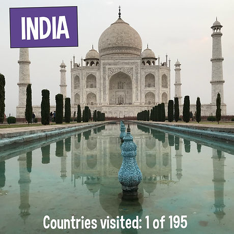 Fun Facts about India - Kaia's Worldly Adventure