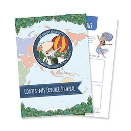 Continent Explorers Journal