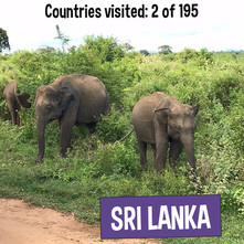 Fun Facts about Sri Lanka - Kaias Worldly Adventure