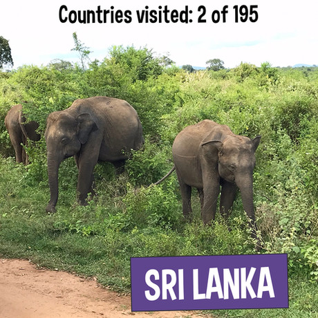 Fun Facts about Sri Lanka - Kaia's Worldly Adventure