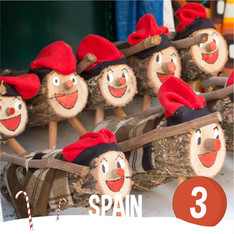 Tio De Nadal Spain - Christmas around the world
