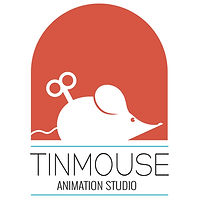 Tinmouse Animation Studio logo - rex factor - the animated show