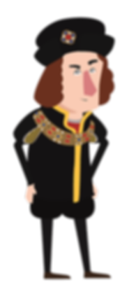 King Richard III - Rex Factor - The Animated Show