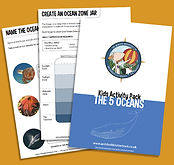 Oceans Activity Pack