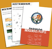 Indigenous People Activity Pack