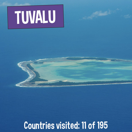 Fun Facts about Tuvalu - Kaia's Worldly Adventure