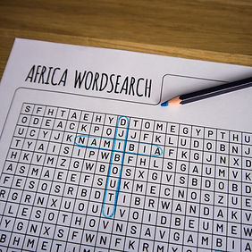 Kid activities - Wordsearch