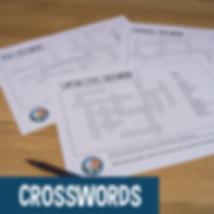 Activities for Kids - Crosswords