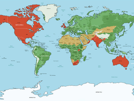 HOMESCHOOLS AROUND THE WORLD.  WHERE DO YOU HOMESCHOOL?
