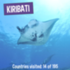 Fun facts about Kiribati