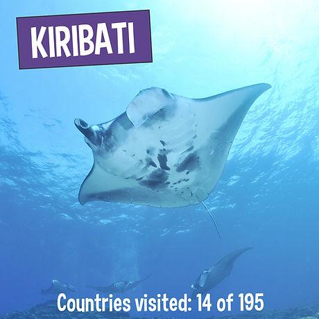 Fun facts about Kiribati