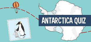 Quiz on Antarctica for kids