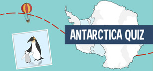 Quiz on Antarctica for kids