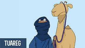 Learn about the Tuareg - Indigenous People