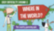 Where In The World Quiz for kids _ Easy