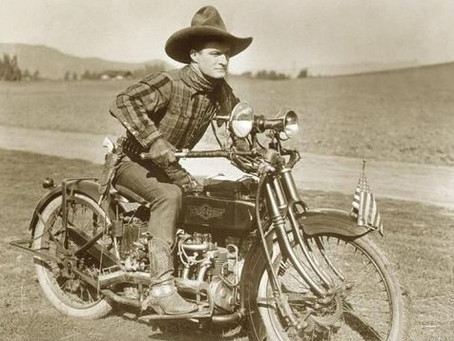 "Tom Mix and The Ultimate ""go-to-hell"" Hat"