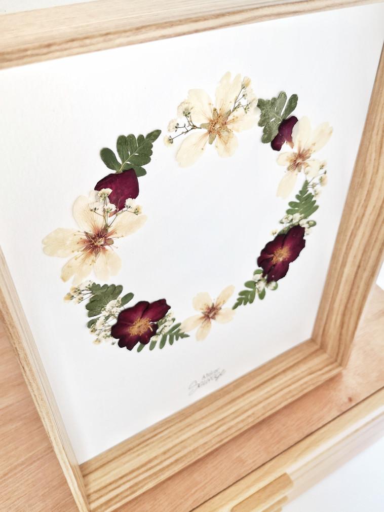 Herbier Fera Rosa #2 n°15/20 - Atelier Sauvage