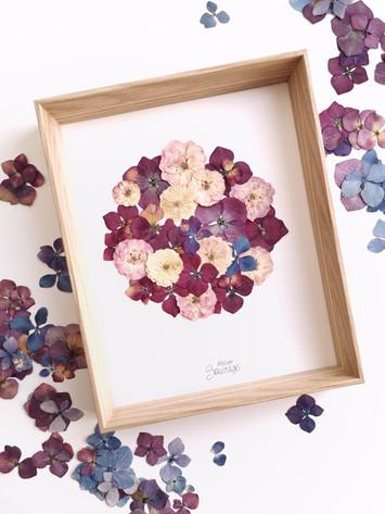 Herbier Blooming n°17/20 - Atelier Sauvage