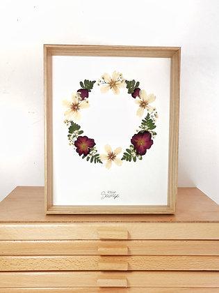 Herbier Fera Rosa #2 n°15/20