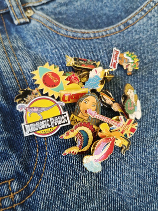 Pin's vintages