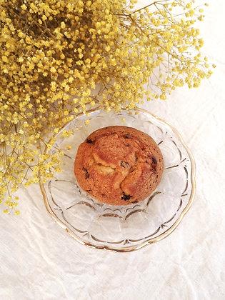 Assiettes à dessert dorées