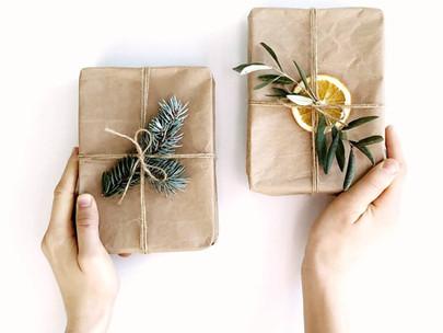 Emballez vos cadeaux façon zéro déchet, c'est possible !
