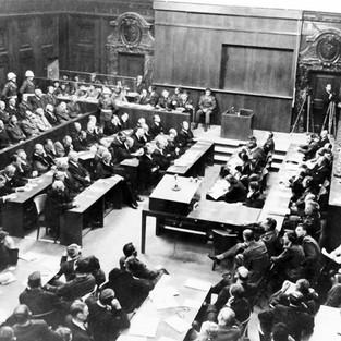 Nuremberg ou les prémisses de la justice pénale internationale
