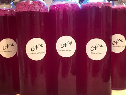 我們的火龍果酵素飲! Our Dragon Fruit Enzyme Drinks
