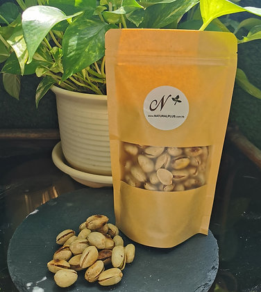 Wood Flamed Pistachios