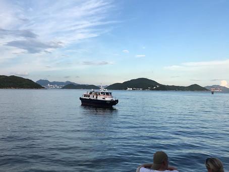 美麗的大嶼山! The beautiful Lantau!
