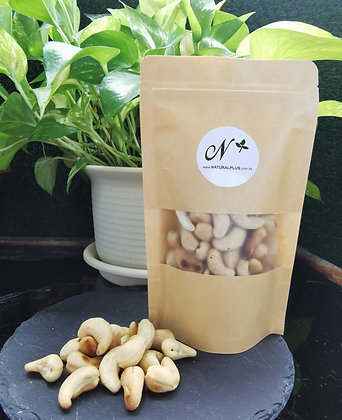 Wood Flamed Cashews