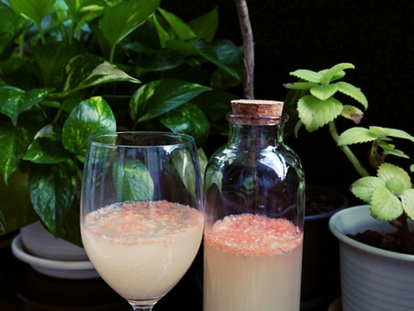 Fermented Fruit and Veg Enzyme Drinks - a healthier aperitif alternative 蔬菜酵素飲品-選擇健康的餐前飲品