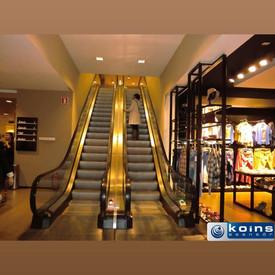 Yürüyen Merdivenler ve Yollar