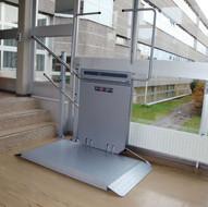 Yatay Tip Merdiven Asansörleri