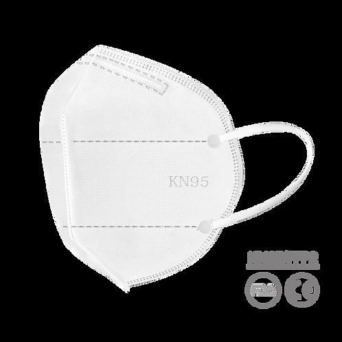 KN95 Atemschutzmasken CE zertifiziert (50er Pack)