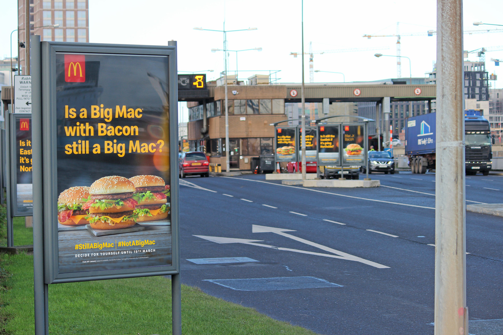 CLEAR CHANNEL - East Link Takeover