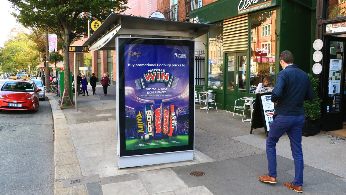 JCDECAUX - Bus Shelter