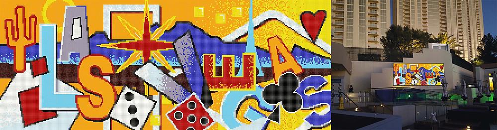 computerized mosaic