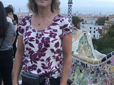 Barcelona Mosaic Dream Trip!