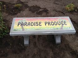 Seat in Paradise