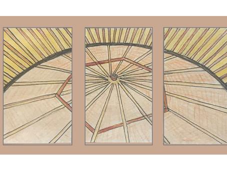 Pine Meadow Ranch Mosaic Mural