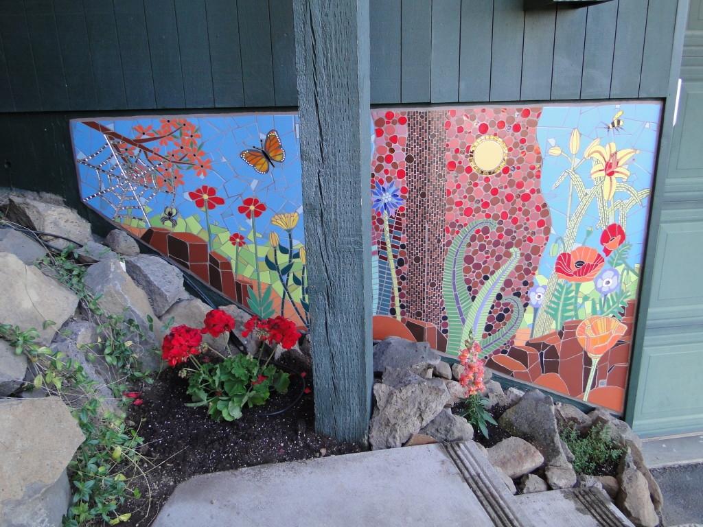 Eternal Spring Mural