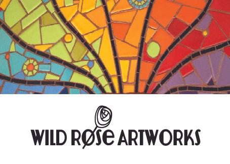 Wild Rose Artwork's first Blog Blast!