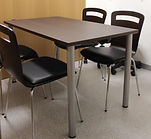 面談テーブル120(単色)