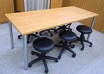 長テーブル180(単色)