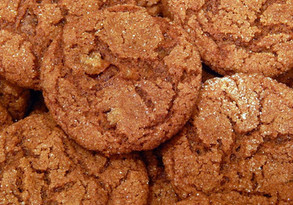 spicy ginger cookie