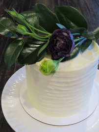 custom gourmet birthday cake