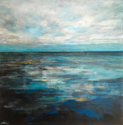 'Endless Shore'-  Alnmouth