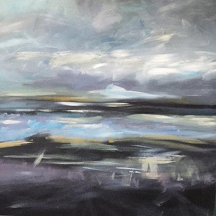 'Moonlit Shores'