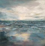 'Sky on Sand' - Alnmouth